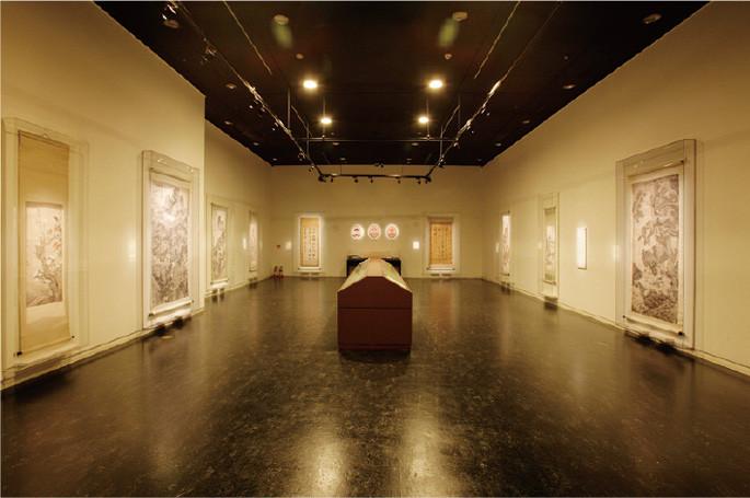 Qing Dynasty Treasure Exhibition