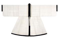Confucian Scholars' Ceremonial Robe, White Sim-ui